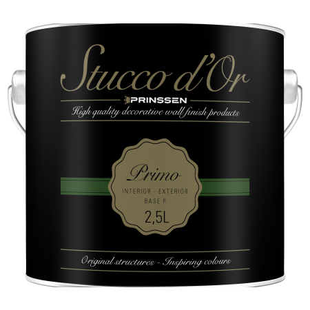 Stucco d'Or primer