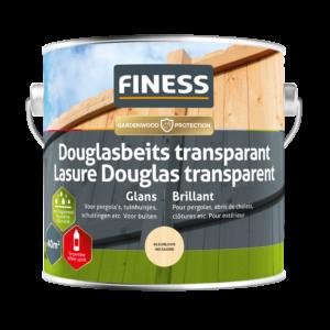 Finess Douglasbeits transparant 2,5L_
