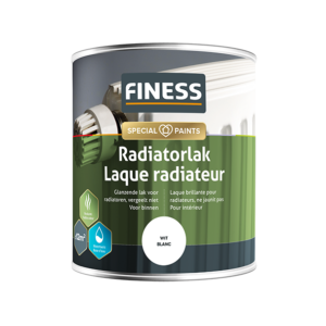 Radiatorlak finess 750ml