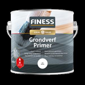 Finess grondverf 2,5 liter