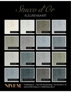 betonlook-verf-kleurenkaart-stucco-dor-van-verf-van-niveau